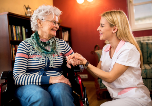Getting a Caregiver Through an In-home Care Agency