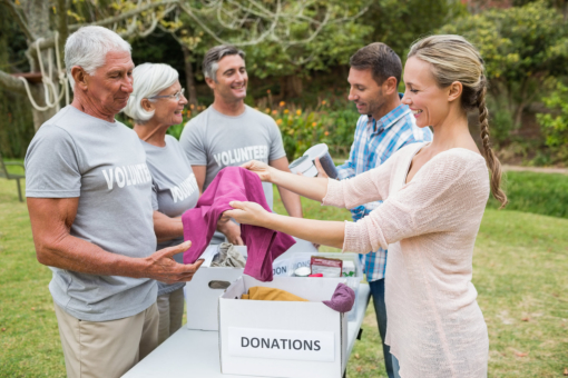 The Benefits of Volunteering in Charity Organizations